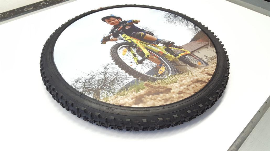 Photo Wheel komplett