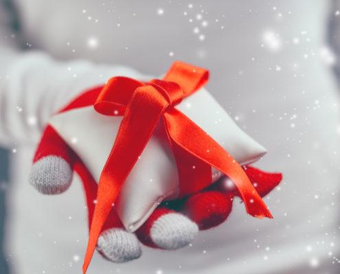 Werbegeschenke zu Weihnachten