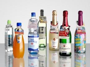 Flaschenhalsanhänger